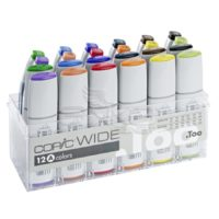 Copic Wide Markers Set A