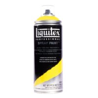 Liquitex Professional Acrylic Spray Paints - Cadmium Yellow Medium Hue